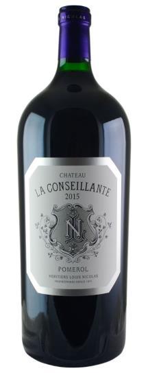 2015 La Conseillante Bordeaux Blend