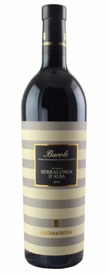 2001 Fontanafredda Barolo Serralunga
