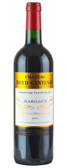 2011 Boyd-Cantenac Bordeaux Blend