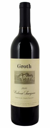 2010 Groth Cabernet Sauvignon