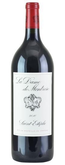 2010 La Dame de Montrose La Dame de Montrose