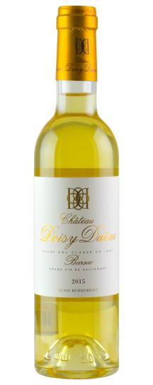 2015 Doisy Daene Sauternes Blend
