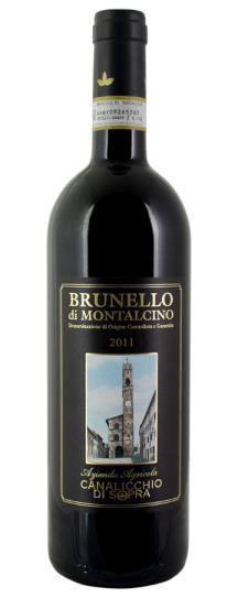 2011 Canalicchio di Sopra Brunello di Montalcino