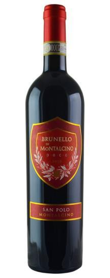 2013 Poggio San Polo Brunello di Montalcino