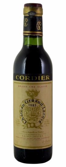 1983 Gruaud Larose Bordeaux Blend