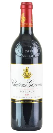 2015 Giscours Bordeaux Blend