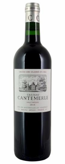 2015 Cantemerle Bordeaux Blend