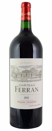 2012 Ferran Bordeaux Blend