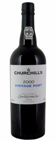 2000 Churchill's Vintage Porto