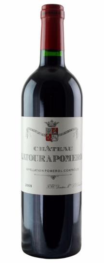 2010 Latour a Pomerol Bordeaux Blend