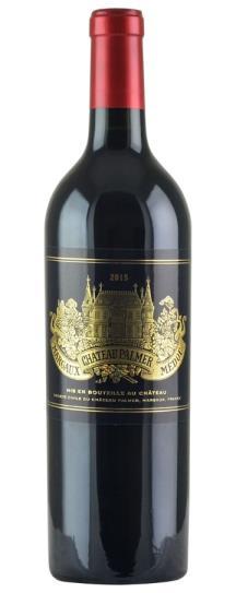 2015 Chateau Palmer Bordeaux Blend