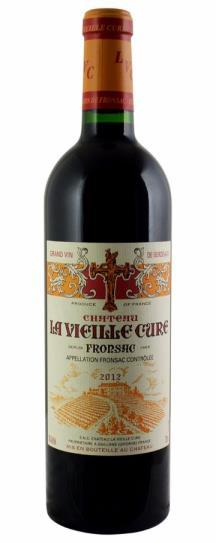 2012 La Vieille Cure Bordeaux Blend