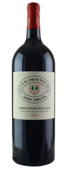 2015 Pavie-Macquin Bordeaux Blend