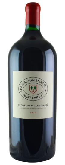 2015 Pavie-Macquin Bordeaux Blend