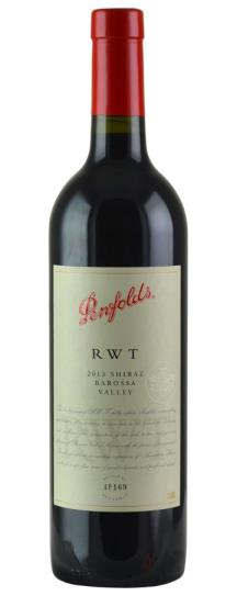 2013 Penfolds Shiraz RWT