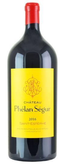 2016 Phelan-Segur Phelan-Segur