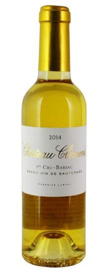 2014 Climens Sauternes Blend