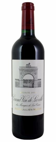 2002 Leoville-Las Cases Bordeaux Blend