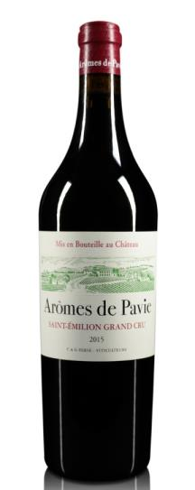 2015 Aromes de Pavie Bordeaux Blend