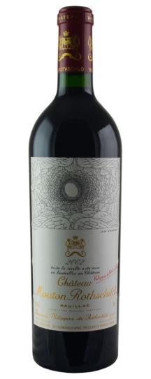 2002 Mouton-Rothschild Bordeaux Blend