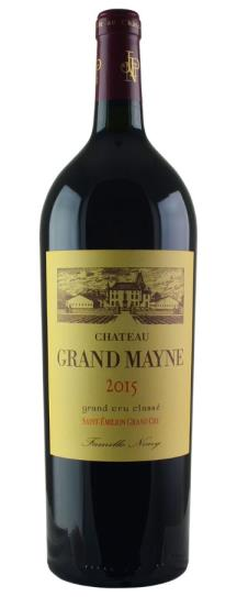 2015 Grand-Mayne Bordeaux Blend