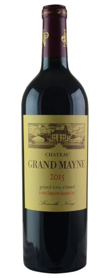 2016 Grand-Mayne Bordeaux Blend