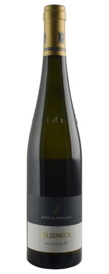 2014 Weingut Schafer-Frohlich Bockenauer Felseneck Riesling Grosses Gewaechs