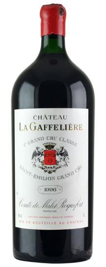 1996 La Gaffeliere Bordeaux Blend