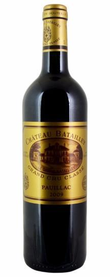 2009 Batailley Bordeaux Blend
