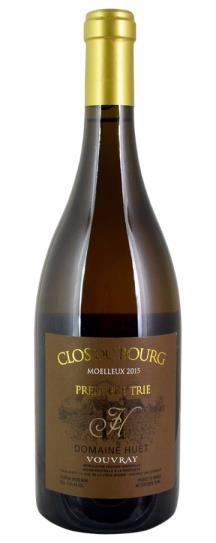 2015 Domaine Huet Vouvray Clos du Bourg 1Er Trie