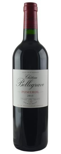 2015 Bellegrave Bordeaux Blend