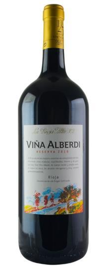2010 La Rioja Alta Vina Alberdi Reserva