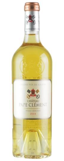 2014 Pape Clement Blanc
