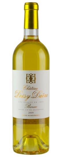 2009 Doisy Daene Sauternes Blend