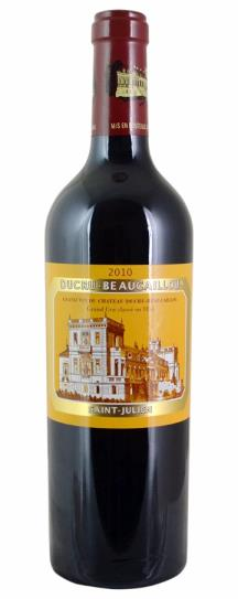 2010 Ducru Beaucaillou Bordeaux Blend