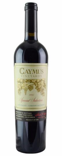 2006 Caymus Cabernet Sauvignon Special Selection