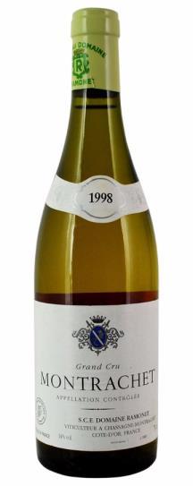 1989 Domaine Ramonet Montrachet