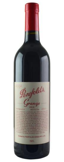 2012 Penfolds Grange