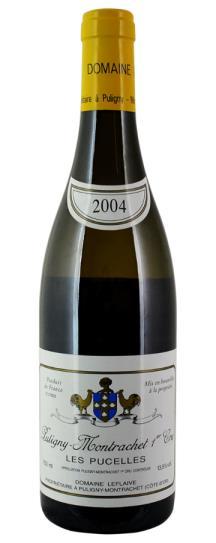 2004 Domaine Leflaive Puligny Montrachet les Pucelles