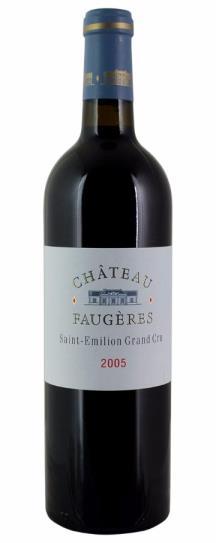 2005 Faugeres Bordeaux Blend