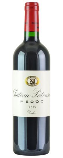2015 Potensac Bordeaux Blend