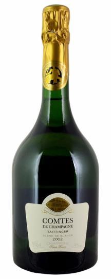 2000 Taittinger Comtes de Champagne, Blanc de Blancs