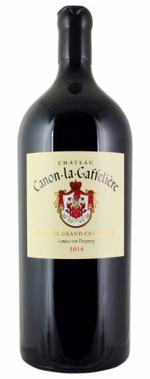 2014 Canon la Gaffeliere Bordeaux Blend
