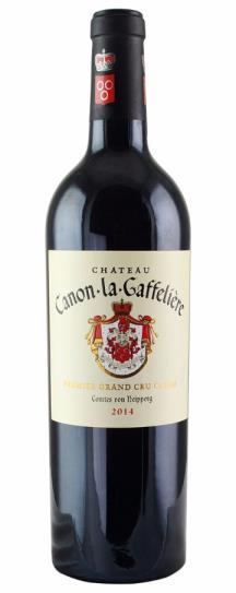 2016 Canon la Gaffeliere Bordeaux Blend