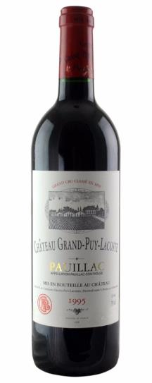 1993 Grand-Puy-Lacoste Bordeaux Blend