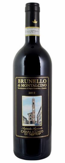 2013 Canalicchio di Sopra Brunello di Montalcino