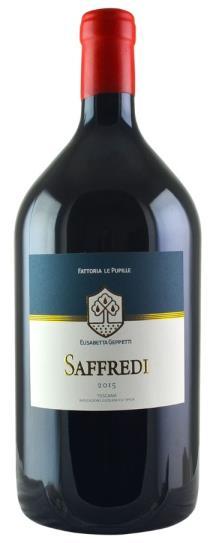 2015 Fattoria Le Pupille Saffredi IGT