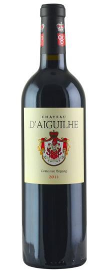 2011 Chateau d'Aiguilhe Bordeaux Blend