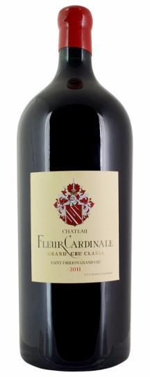 2011 Fleur Cardinale Bordeaux Blend
