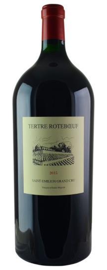 2015 Le Tertre Roteboeuf Bordeaux Blend